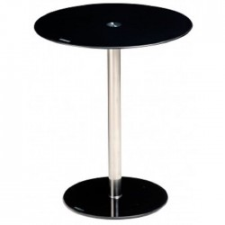 Table d'appoint ronde...